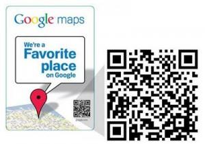 google-favorite-place